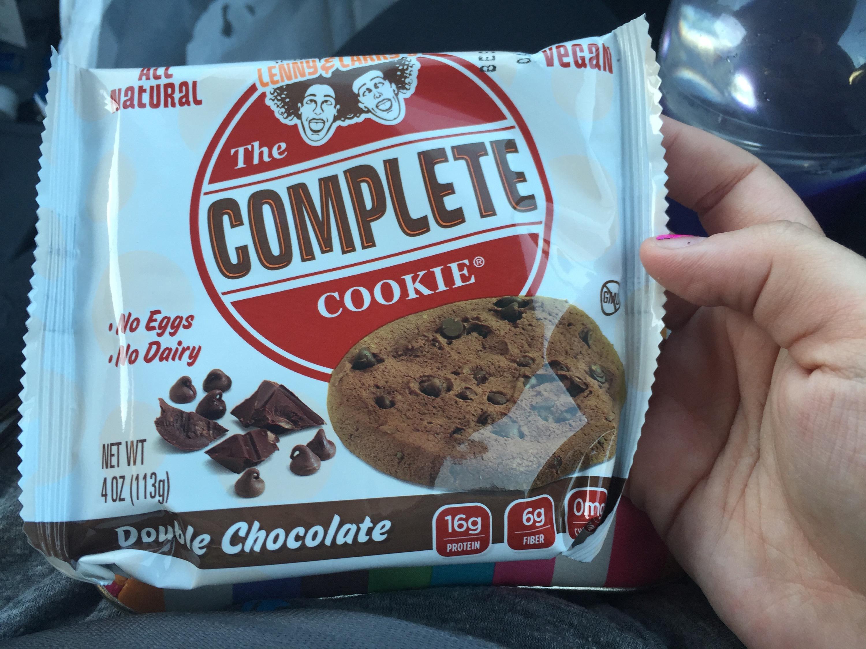 Cookie Vegan Cookies Vitamin Shoppe Beauty Brains